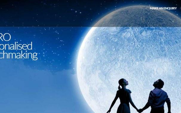 intro matchmkaing dating ireland website design by whitespider