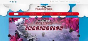 ecommerce development online store lego minifigures whitespider ireland