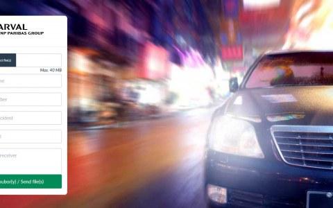 web development applications codeigniter file sharing tool motor industry insurance car online form