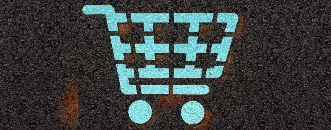trading online voucher ecommerce shopping basket