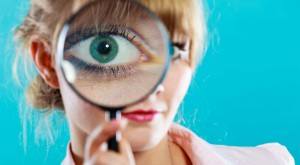 seo agency search engine optimisation google search results pages organic search white hat girl with magnifying glass searching