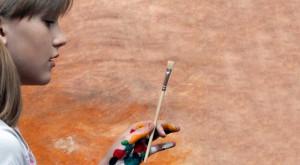 web design affordable websites easy set up website whitespider ireland dublin girl painting designer